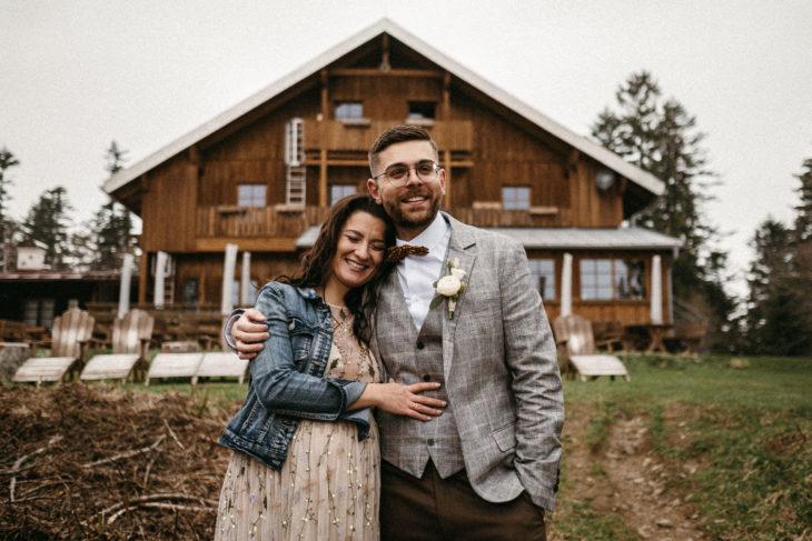 Elopement - Hochzeit zu zweit